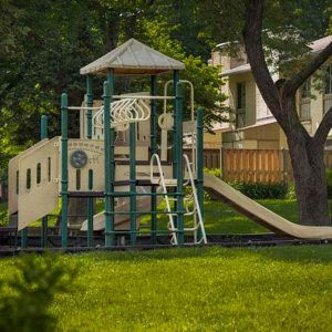Montgomery Club Apartments playground